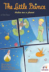 The Little Prince: Make Me a Planet - Board Game Box Shot