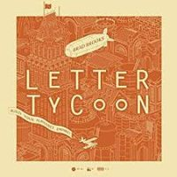 Letter Tycoon - Board Game Box Shot