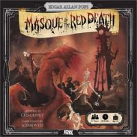 Masque of the Red Death - Board Game Box Shot