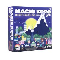 Machi Koro: Bright Lights, Big City - Board Game Box Shot