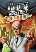 Manhattan Project: Chain Reaction - Board Game Box Shot