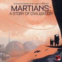 Martians: A Story of Civilization - Board Game Box Shot