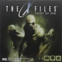 X-Files: Trust No One - Board Game Box Shot