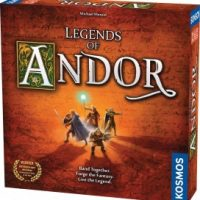 Legends of Andor: Journey to the North - Board Game Box Shot