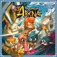 Krosmaster Arena 2.0 - Board Game Box Shot