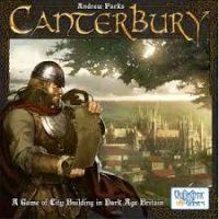 Canterbury - Board Game Box Shot