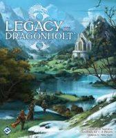 Legacy of Dragonholt - Board Game Box Shot