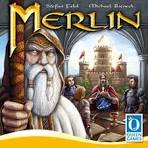 Merlin - Board Game Box Shot