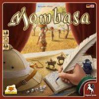 Mombasa - Board Game Box Shot