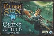 Elder Sign: Omens of the Deep - Board Game Box Shot