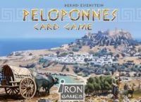 Peloponnes Card Game - Board Game Box Shot