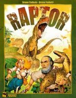 Raptor - Board Game Box Shot