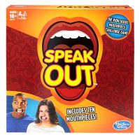 Speak Out - Board Game Box Shot