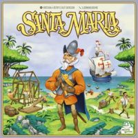 Santa Maria - Board Game Box Shot