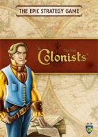 The Colonists - Board Game Box Shot