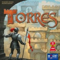 Torres - Board Game Box Shot