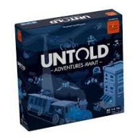 Untold: Adventures Await - Board Game Box Shot
