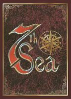 7th Sea CCG - Board Game Box Shot