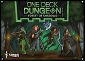 One Deck Dungeon: Forest of Shadows - Board Game Box Shot