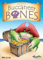 Buccaneer Bones - Board Game Box Shot