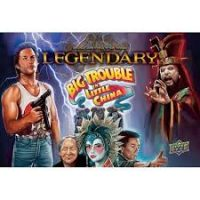 Legendary: Big Trouble in Little China - Board Game Box Shot