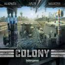 Colony - Board Game Box Shot
