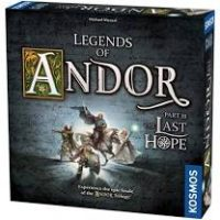 Legends of Andor: The Last Hope - Board Game Box Shot