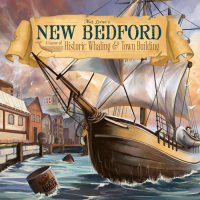 New Bedford - Board Game Box Shot