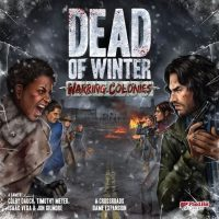 Dead of Winter: Warring Colonies - Board Game Box Shot