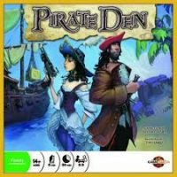 Pirate Den - Board Game Box Shot