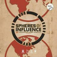 Spheres of Influence: Struggle for Global Supremacy - Board Game Box Shot