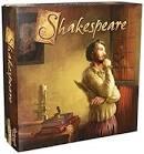 Shakespeare - Board Game Box Shot