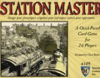 Station Master - Board Game Box Shot