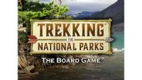 Trekking The National Parks - Board Game Box Shot