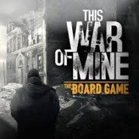 This War of Mine - Board Game Box Shot