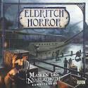 Eldritch Horror: Masks of Nyarlathotep - Board Game Box Shot