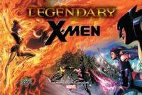 Legendary: X-Men - Board Game Box Shot