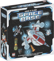 Space Base - Board Game Box Shot