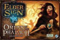 Elder Sign: Omens of the Pharoah - Board Game Box Shot