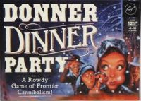 Donner Dinner Party - Board Game Box Shot