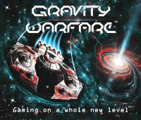 Gravity Warfare - Board Game Box Shot