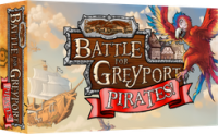 Battle for Greyport: Pirates! - Board Game Box Shot