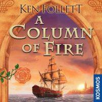 Column of Fire - Board Game Box Shot