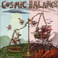 Cosmic Balance - Board Game Box Shot