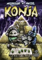 Konja - Board Game Box Shot