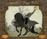 Legends of Sleepy Hollow - Board Game Box Shot
