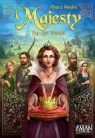 Majesty: For the Realm - Board Game Box Shot