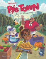 Pie Town - Board Game Box Shot
