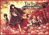 The Terrifying Girl Disorder - Board Game Box Shot