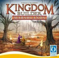 Kingdom Builder: Marshlands - Board Game Box Shot